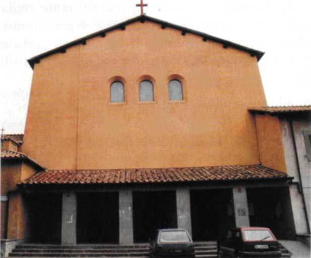 Questa immagine è contenuta nella sezione: 1933: La terza chiesa e il convento